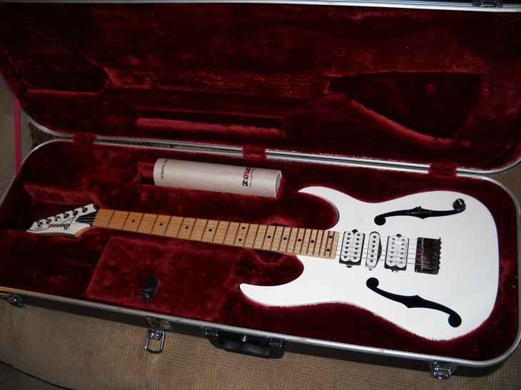 Pgm301 Paul Gilbert Model Ibanez Beautiful